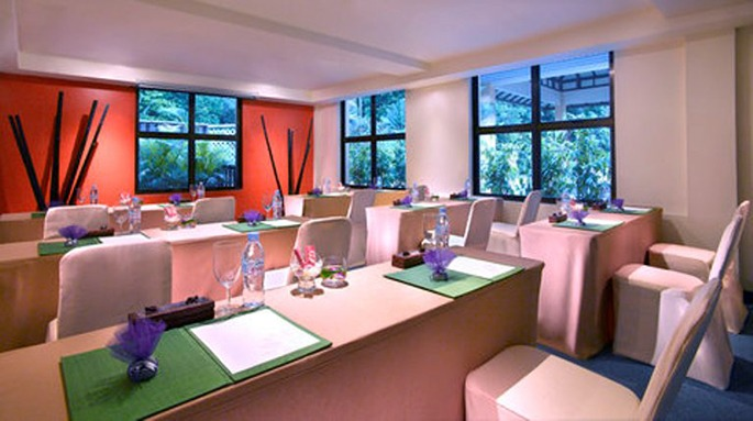 The theater and meeting room in Angsana Spa & Resort