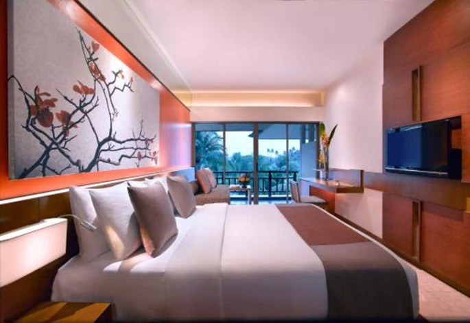 The bedroom in Angsana Spa & Resort