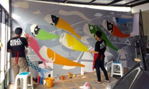 How to Paint Mural 2