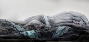 Waterfalls Bodypainting by Vilija Vitkute