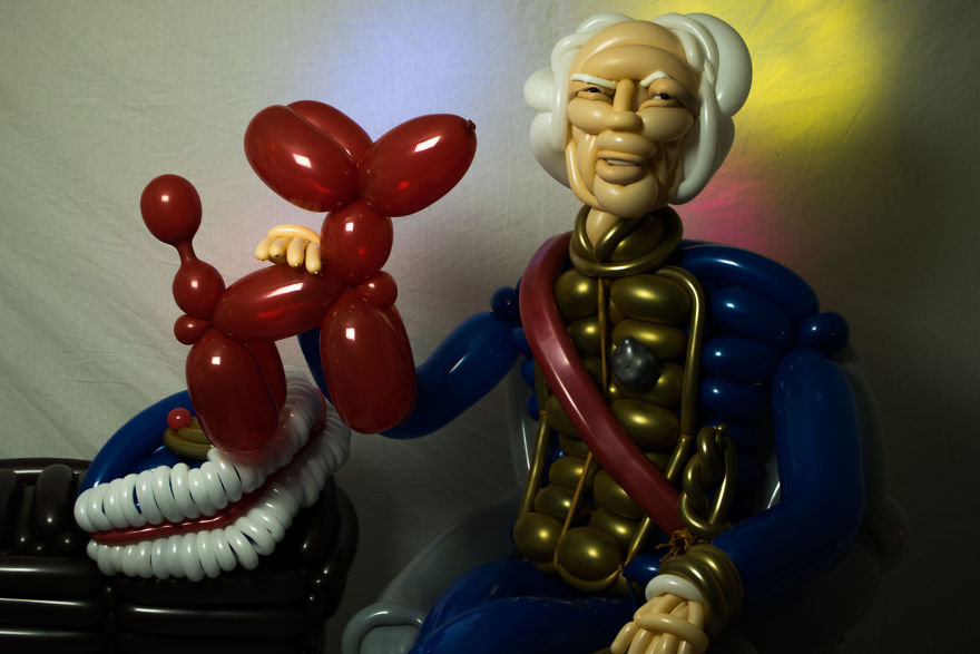Balloon Art by Phileas Flash
