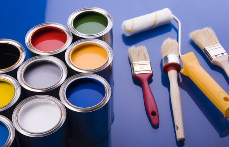 The Types of the Best Paint to be Used to Create a Mural or Wall Painting