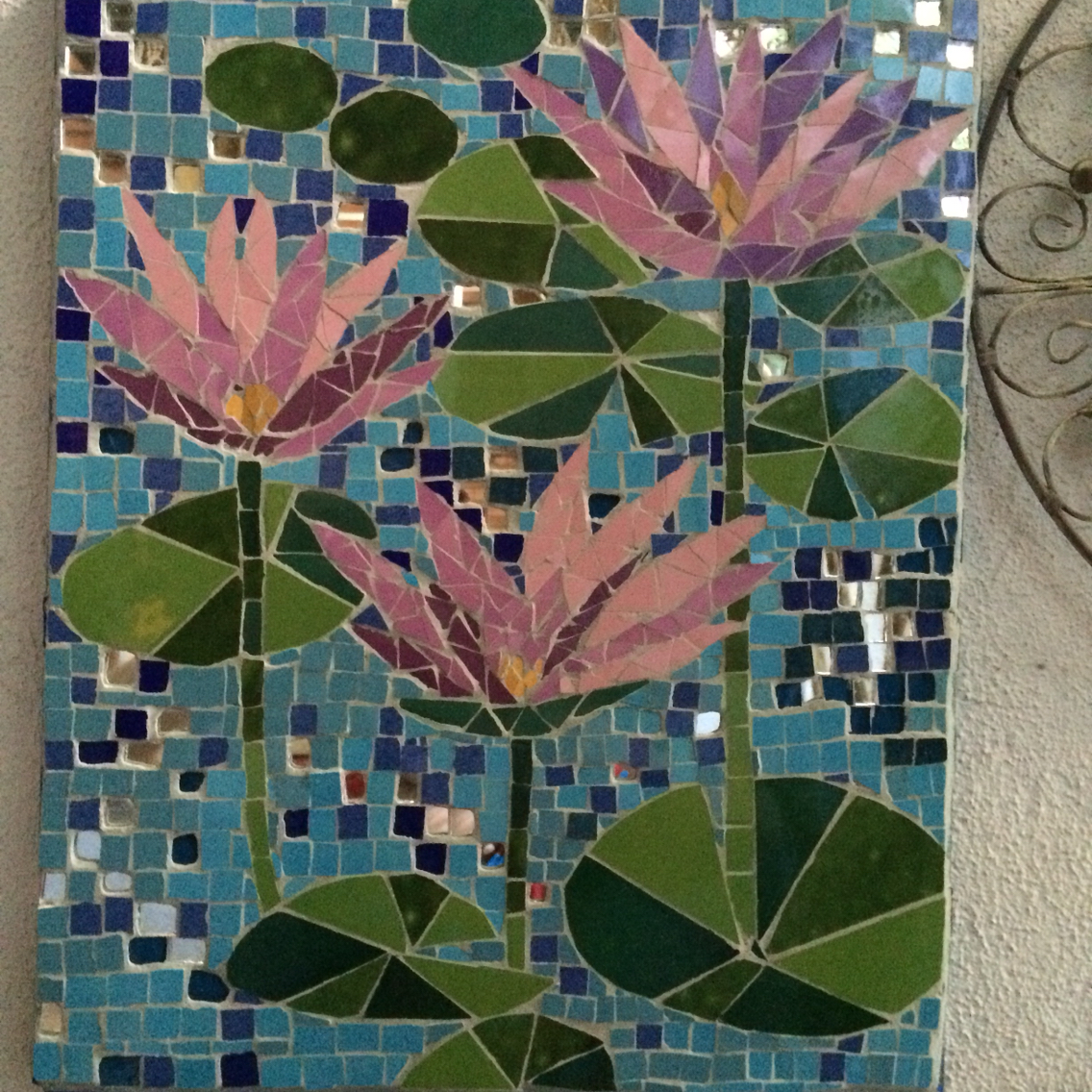 Mosaic Art as a Unique and Interesting Decoration for Your Interior