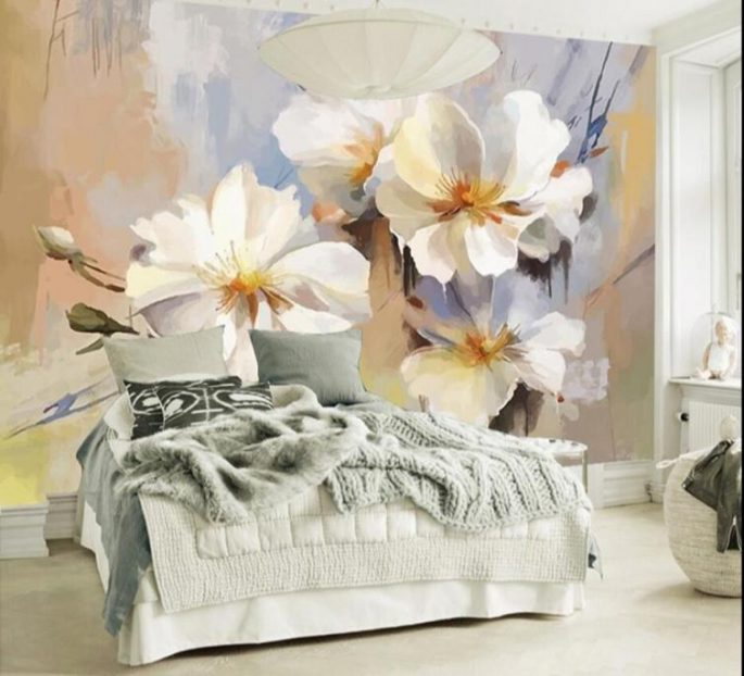 Wall Painting with Various Themes for Your Home Decoration
