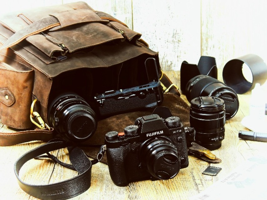 Camera Types For Prospective Professional Photographers