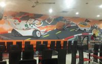 mural slt food court