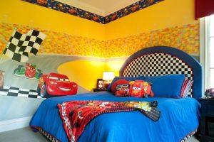 dekorasi kamar anak laki-laki