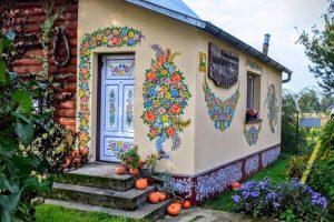 lukisan rumah