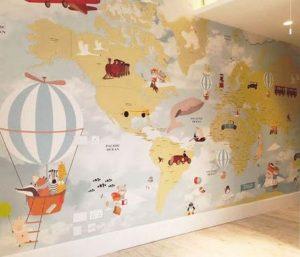 mural map