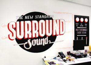 mural kantor warner music