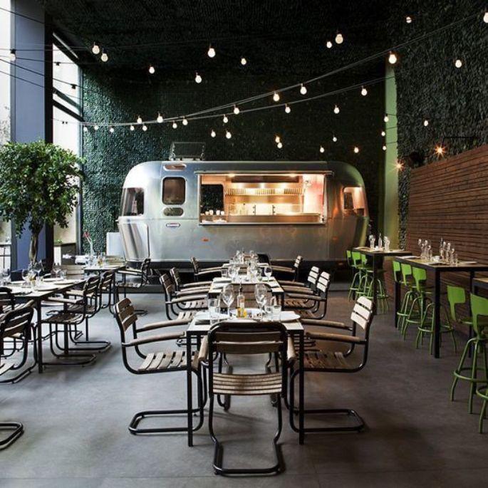 Ide Dekorasi Cafe dan Restoran Yang Unik, Menarik dan Instagramable