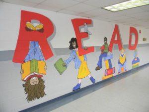 mural untuk sekolah