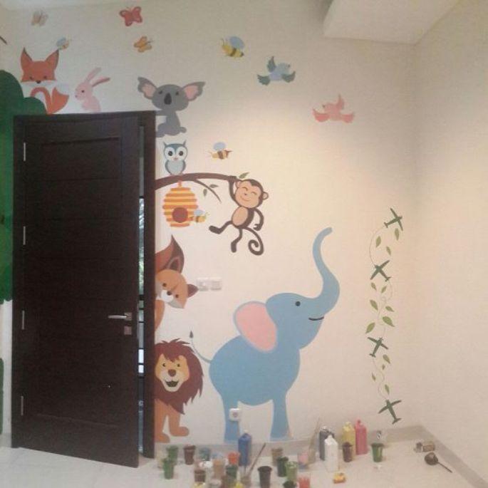 mural kamar anak