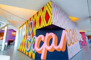 mural tipografi express