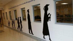 mural untuk sekolah yang inspiratif