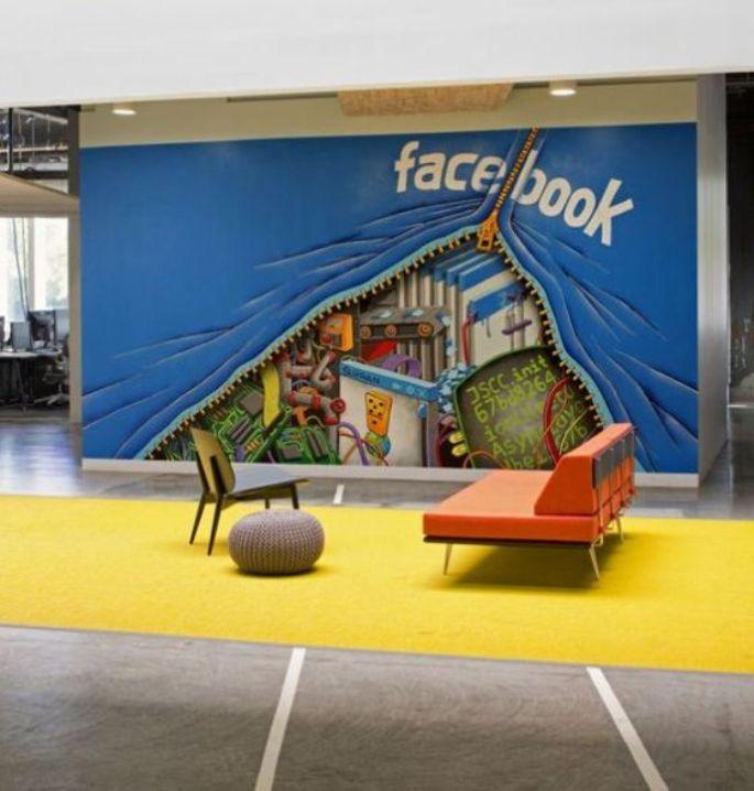 mural kantor facebook