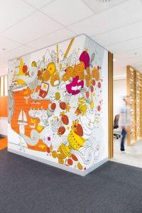 mural kantor melbourne