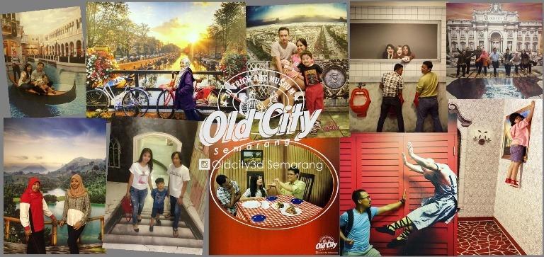 old city 3d museum semarang