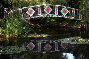 lukisan jembatan
