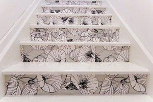 dekorasi tangga