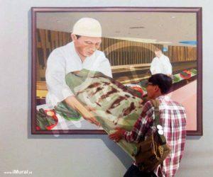 ide background photobooth kuliner