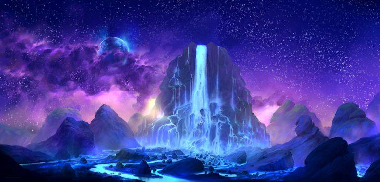 Lukisan Fantasi Karya Lorant Toth Yang Menawan dan Imajinatif