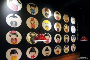 mural untuk restoran jepang mottomoo