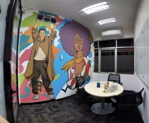 mural office salestock