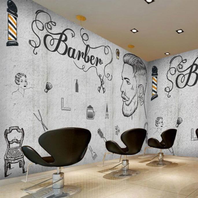 dekorasi salon