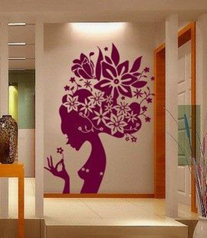 dekorasi salon 4