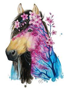 lukisan hewan 4