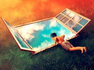 Lukisan Surrealisme Fantasi Yang Begitu Menginspirasi