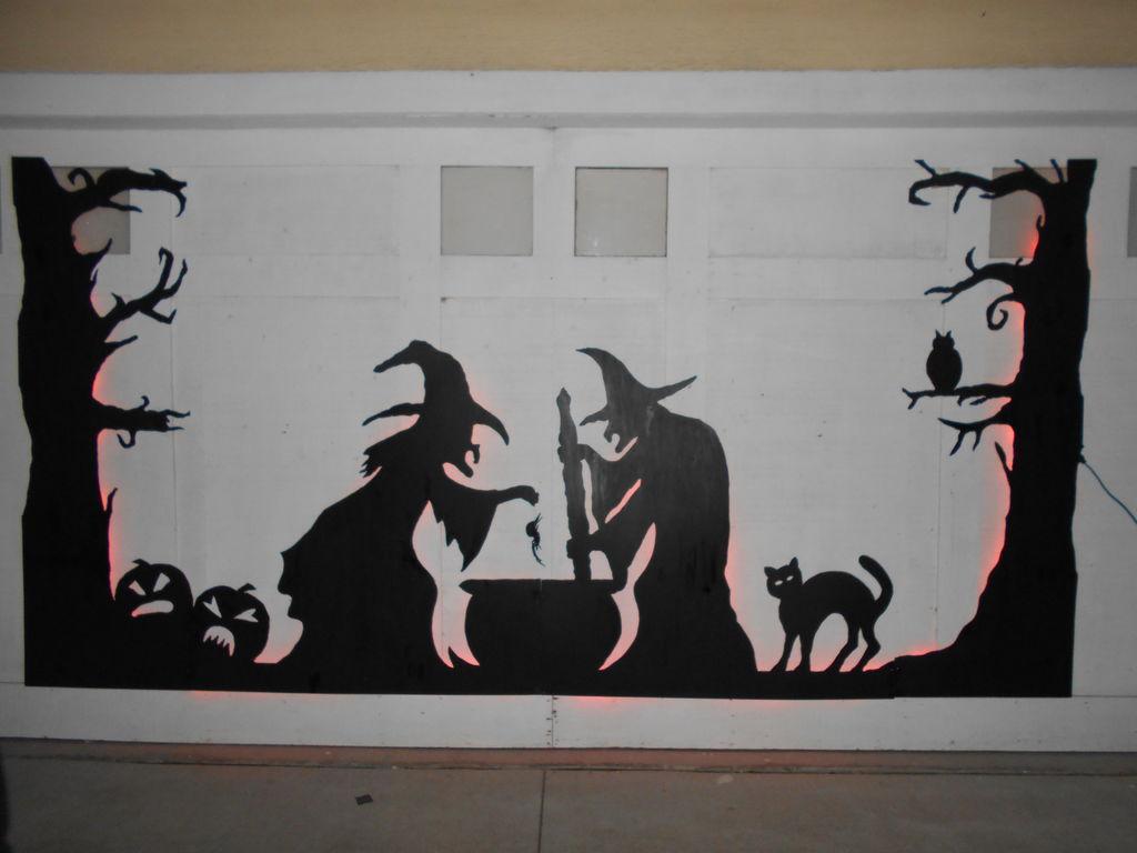 Mural Halloween