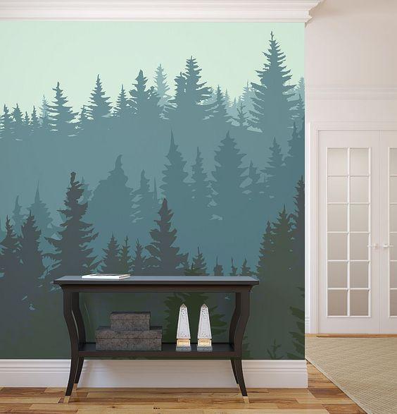 Mural Hutan 2