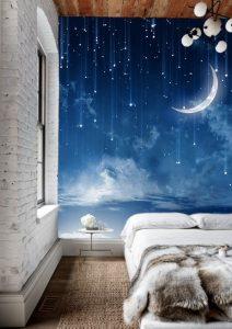 Mural Langit 10