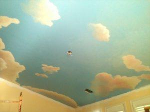 Mural Langit 9