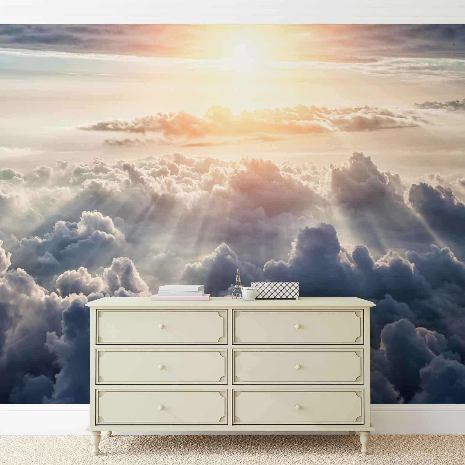 Mural Langit Ini Akan Membuat Kamar Anda Semakin Indah