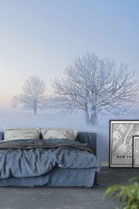 Mural Musim Dingin 6