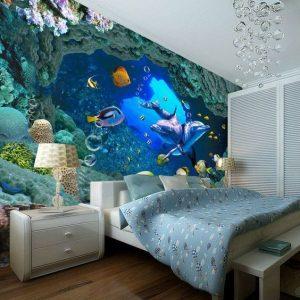 Mural Underwater 1