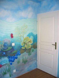 Mural Underwater 2