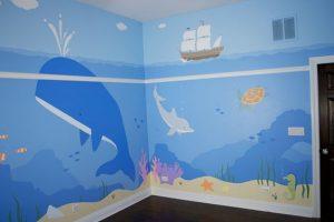 Mural Underwater 5