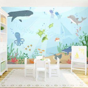 Mural Underwater 7
