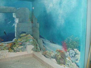 Mural Underwater 8