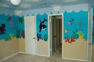Mural Underwater 9