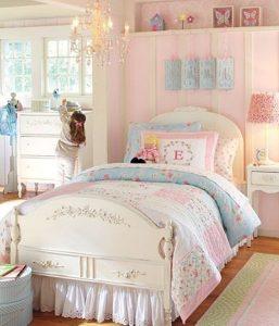dekorasi kamar anak perempuan