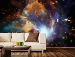 mural langit