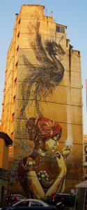 mural di bangunan tinggi 5