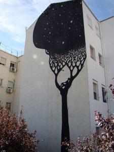 mural di bangunan tinggi 8