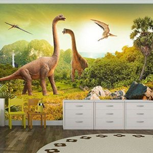 mural dinosaurus 11