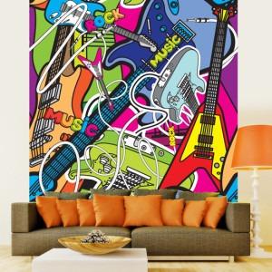 mural musik 7